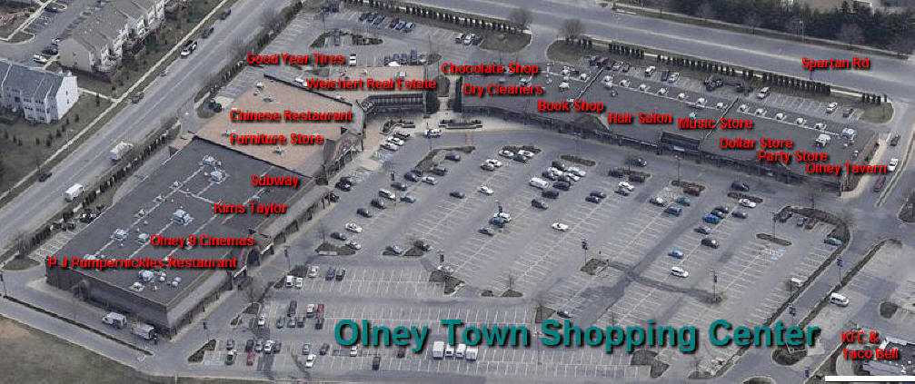 Olney Shopping Centers